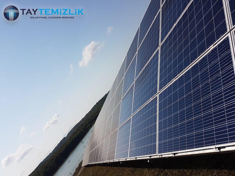 Gess Solar Panel Temizleme
